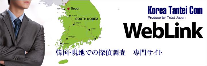 韓国・空港から調査